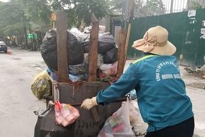 Minh Quân: Nhà thầu gom rác tại Hà Nội gặp khó?