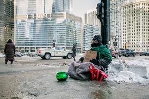 Nước Mỹ lạnh hơn Nam Cực
