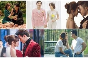 Chỉ vì đóng phim quá ăn ý, những cặp sao Việt này liên tục được fan ghép đôi