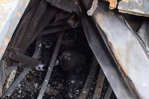Làm rõ danh tính hai nạn nhân chết cháy ở gần bệnh viện Nhi Trung ương
