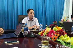 Điểm cao bất thường tại Lạng Sơn là thí sinh tự do thuộc Tiểu đoàn Cảnh sát cơ động