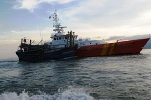 6 thuyền viên đánh cá mất liên lạc nhiều ngày ở vùng biển Hoàng Sa