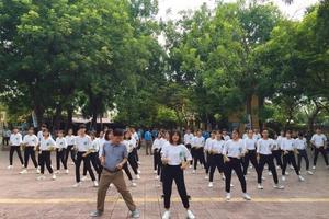 THPT Võ Thị Sáu (Vĩnh Phúc): Nét mới trong hoạt động giáo dục - đào tạo