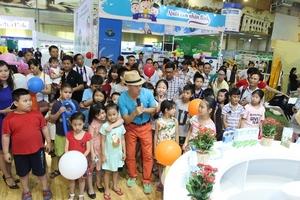 Triển lãm Quốc tế ngành sữa đồng hành cùng sức khỏe người Việt