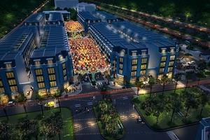 Sôi động giao dịch nhà phố thương mại hai mặt tiền Eurowindow Garden City