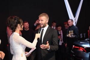 Cựu danh thủ Beckham: 'VinFast là một sự thần kỳ đến từ Việt Nam'