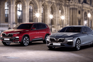 Xe Vinfast đứng vị trí nào trong thị trường ô tô?
