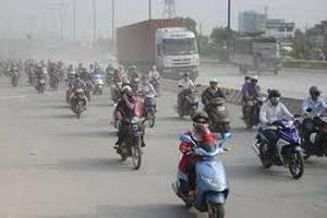 Ô nhiễm không khí: Không có biên giới
