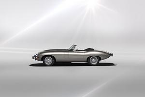 Jaguar sẽ sản xuất xe dòng xe điện E-type
