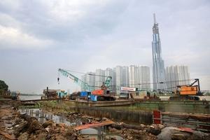 Chọn xong 3 nhà thầu xây lắp cống 107,5 tỷ đồng