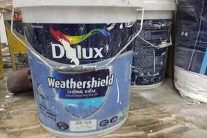 Khách hàng tố sơn Dulux kém chất lượng, sau một tháng đã bong tróc