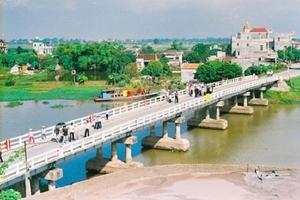 Bứt phá trong xây dựng Nông thôn mới ở Huyện Bình Giang