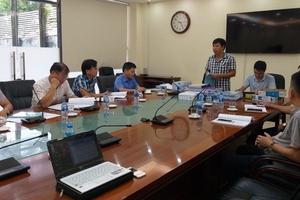 Mở thầu tại Công ty CP Vận tải đường sắt Hà Nội: Chỉ có 1 nhà thầu tham dự