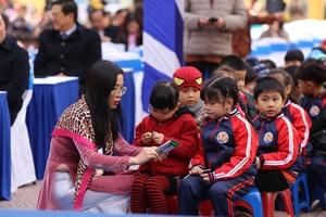 Chương trình Sữa học đường Hà Nội được chính thức triển khai