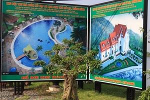 Dự án Khu biệt thự sinh thái Hồ Lụa 'trùm mền' sau 10 năm được phê duyệt