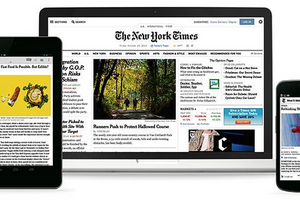 Hết thời thu tiền từ quảng cáo, các hãng tin chuyển qua thu tiền người đọc