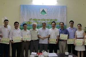 Hiệp hội Chè Việt Nam gặp mặt nhân Kỷ niệm 30 năm ngày thành lập