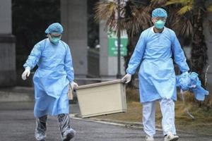 Thái Lan phát hiện bệnh nhân đầu tiên nhiễm virus corona