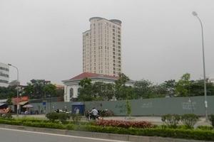 Tại quận Cầu Giấy: Cần chỉ đạo xử lý dứt điểm hoàn thiện PCCC ở chung cư Cảnh sát 113