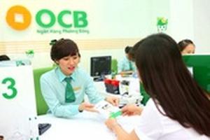 Người nhà lãnh đạo cấp cao ngân hàng OCB bán cổ phiếu thu về hàng tỉ đồng