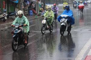 Thời tiết 21/1: Không khí lạnh về, miền Bắc rét đậm, Bắc Trung Bộ mưa to