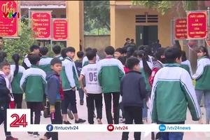 Hiệu trưởng xâm hại tình dục nhiều nam học sinh ở Phú Thọ - Nhà trường nói gì?