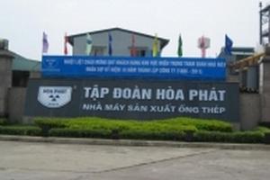Công ty con trai chủ tịch Tập đoàn Hòa Phát hoàn tất mua vào cổ phiếu HPG