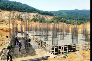 Công ty Hoành Sơn, Hà Tĩnh: Chưa được chấp thuận đầu tư vẫn xây dựng nhà máy