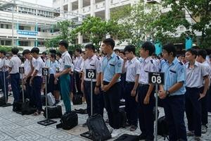 TP Hồ Chí Minh có hơn 700 thí sinh bỏ thi