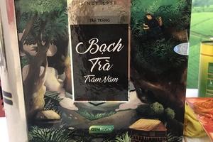 Bạch Trà trăm năm – tinh hoa trà đạo giới doanh nhân