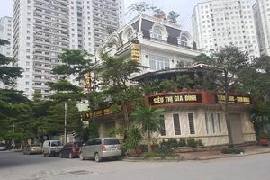 """Vi phạm TTXD khu đô thị Văn Khê (Hà Nội): Quả bóng """"trách nhiệm"""" đang thuộc về ai?"""
