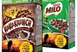 """Ra mắt bánh ngũ cốc ăn sáng Nestlé cùng """"Vua Sư Tử"""""""