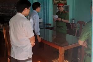 Gia Lai: Bắt Chủ tịch UBND huyện Đức Cơ liên quan vụ 'ăn' tiền xây dựng nghĩa trang liệt sỹ
