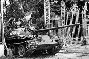 Kỷ niệm 44 năm Ngày Giải phóng miền Nam, thống nhất đất nước (30/4/1975- 30/4/2019): Khát vọng hòa bình