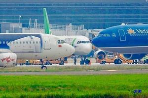 Hàng không Việt: Từ thế 'kiềng ba chân' thành 'big four'