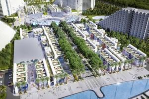 Dự án The Arena đang đợi được điều chỉnh giấy phép xây dựng