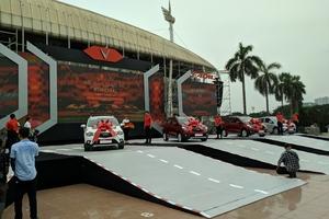Những chiếc xe VinFast Fadil đầu tiên đã đến tay khách hàng