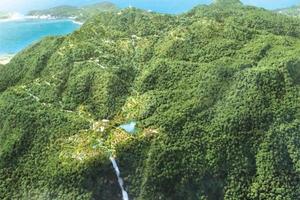Tìm phương án tối ưu cho Khu du lịch sinh thái Bạch Mã