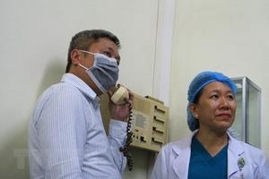 TP.HCM kiến nghị cho Bệnh viện Bệnh nhiệt đới được xét nghiệm nCoV