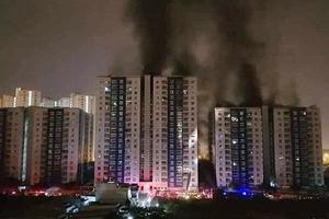 Vụ cháy chung cư Carina Plaza: Thêm 1 bị can bị khởi tố