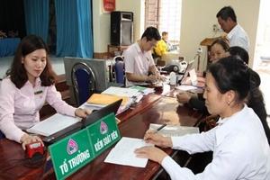 Ngân hàng Chính sách xã hội: Kế hoạch tín dụng năm 2019 tăng 8%