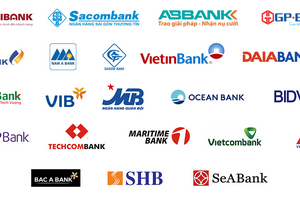 Ngành ngân hàng: Giảm tốc để tăng trưởng bền vững