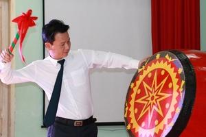 Bí thư Tỉnh ủy, Chủ tịch UBND tỉnh Hà Giang dự Lễ khai giảng của Trường PTDT Nội trú