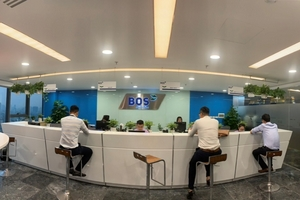 Chứng khoán Bos được cấp phép kinh doanh chứng khoán phái sinh