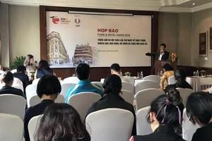 Nhiều doanh nghiệp quốc tế góp mặt tại Food & Hotel Hanoi 2018