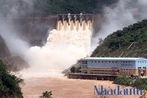 Thấy gì từ những dự án thủy điện ở Nghệ An