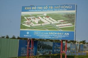 Cạm bẫy từ các 'dự án ma' ở Quảng Nam