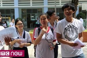 Hà Giang đang rà soát vụ điểm thi cao bất thường
