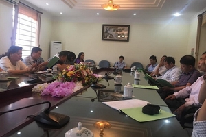Đại hội Chi hội Chè tỉnh Phú Thọ nhiệm kỳ 2019 – 2024