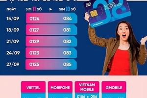 Hướng dẫn cách cập nhật số điện thoại cho thuê bao Vinaphone